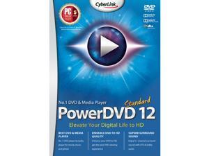 CyberLink PowerDVD 12 Standard - OEM