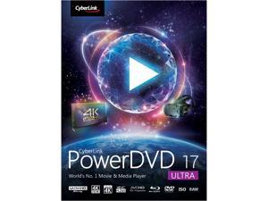 CyberLink PowerDVD 17 Ultra - Download