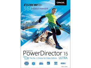 CyberLink PowerDirector 15 Ultra - Download