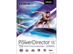 CyberLink PowerDirector 15 Ultimate - Download