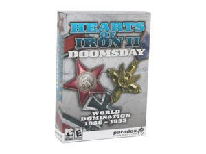 Hearts of Iron II: Doomsday PC Game