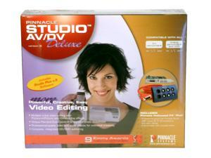 Pinnacle Studio AV/DV Deluxe 9 (w/Studio Plus)