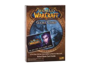 World of Warcraft: 60-Day Pre-Paid Game Card - PC/Mac