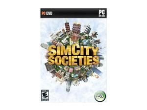 Sim City: Societies PC Game