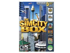 The Sim City Box PC Game