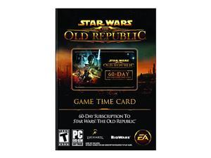 Star Wars: Old Republic 60 Day Prepaid Time Card