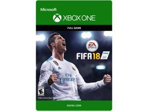 FIFA 18 for Xbox One [Digital Download] Bundle