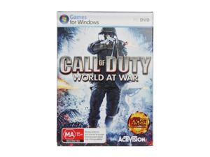 Call of Duty: World at War (Import Version) PC Game