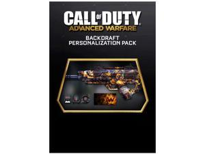 Call of Duty: Advanced Warfare - Backdraft Personalization Pack [Online Game Code]