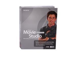 SONY Vegas Movie Studio+DVD 8 Platinum Edition