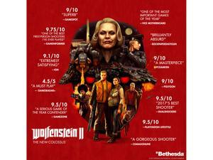 Wolfenstein II: The New Colossus [Online Game Code]