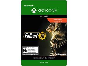 Fallout 76 Xbox One [Digital Code]