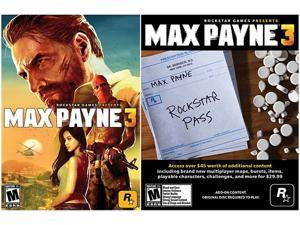 Max Payne 3 Complete [Online Game Code]