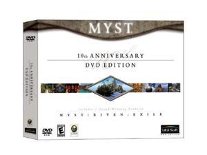 Myst 10th Anniversary PC Game
