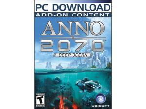 Anno 2070 Deep Ocean Add-on [Online Game Code]