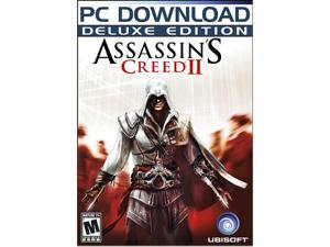 Assassin's Creed II Deluxe Edition for Windows [Online Game Code]