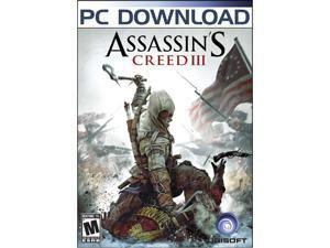 Assassin's Creed III [Online Game Code]