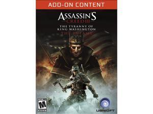 Assassin's Creed 3 - The Tyranny of King Washington: The Infamy [Online Game Code]
