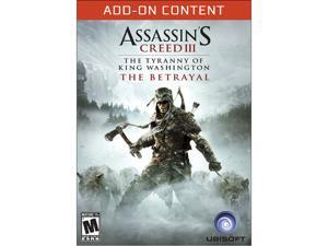 Assassin's Creed 3 - The Tyranny of King Washington: The Betrayal [Online Game Code]