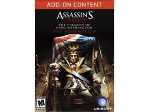 Assassin's Creed 3 - The Tyranny of King Washington: The Redemption [Online Game Code]