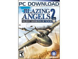Blazing Angels 2: Secret Missions [Online Game Code]