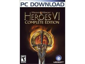 Might & Magic: Heroes VI Complete Edition [Online Game Code]