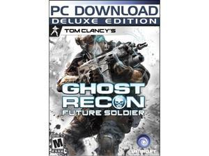 Tom Clancy's Ghost Recon Future Soldier Deluxe Edition [Online Game Code]