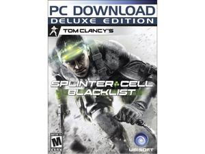 Tom Clancy's Splinter Cell Blacklist Deluxe Edition (Channel) [Online Game Code]