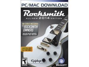 Rocksmith 2014 (no cable) [Online Game Code]