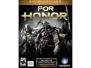 For Honor: Gold Edition (Includes Extra Content + Season Pass subscription) - PC