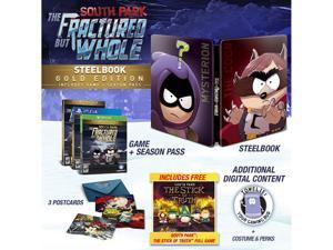 South Park: The Fractured But Whole Steelbook Gold Edition - PC