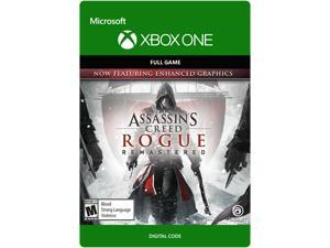 Assasin's Creed Rogue: Remastered Xbox One [Digital Code]