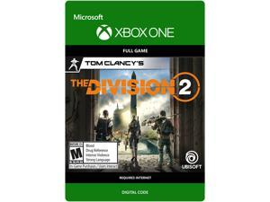 Tom Clancy's The Division 2: Standard Edition Xbox One [Digital Code]