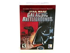 Star Wars: Galactic Battlegrounds PC Game