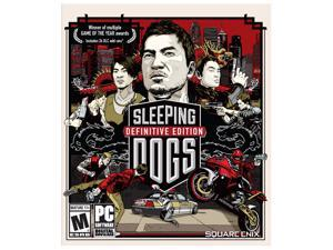 Sleeping Dogs Definitive Edition [Online Game Code]
