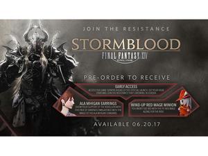 FINAL FANTASY XIV: Stormblood for Mac [Game Download]
