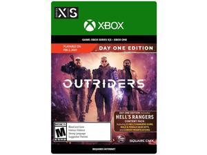 Outriders: Day One Edition Xbox Series X | S / Xbox One [Digital Code]