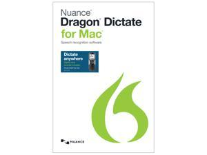 NUANCE Dragon Dictate for Mac 4.0 - Mobile