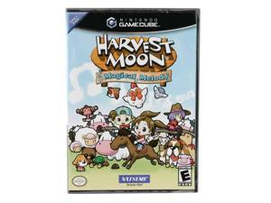 Harvest Moon: Magic Melody Game Cube Game Natsume