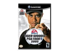 Tiger Woods PGA 2005 Game Cube Game EA