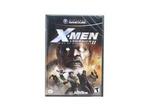 X-Men Legends II: Rise of Apocalypse Game Cube game Activision