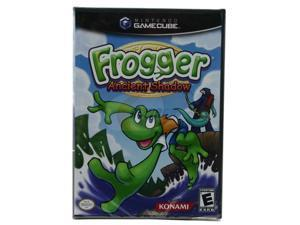 Frogger: Ancient Shadow Game Cube game KONAMI