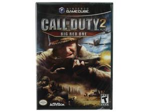 Call of Duty 2 : Big Red One Game Cube game Activision