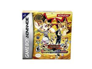 Yu Gi Oh Destiny Board Traveler GameBoy Advance Game KONAMI