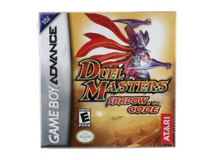 Duel Masters 2: Kaijudo Showdown GameBoy Advance Game ATARI