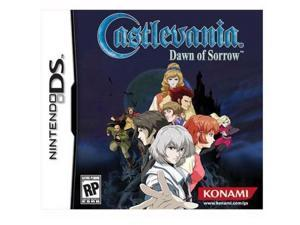 Castlevania: Dawn of Sorrow game KONAMI