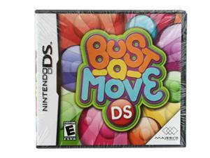 Bust-A-Move DS game MAJESCO