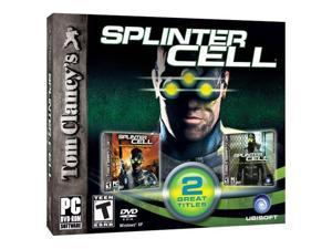 Splinter Cell/Splinter Cell Pandora Tomorrow D