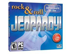 Rock & Roll JEOPARDY! PC Game