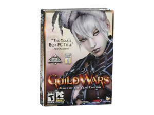 Guild Wars: Game of the Year Edition PC Game